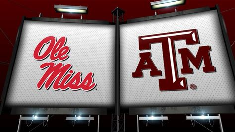 CBS matchup: Ole Miss vs. Texas A&M game postponed due to ...
