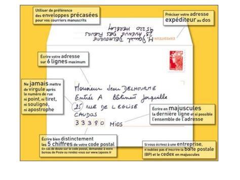 la lettre amicale carta informal