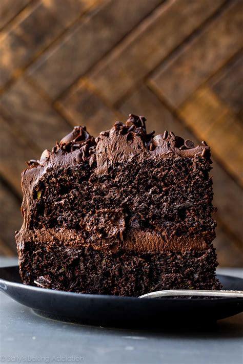 chocolate zucchini cake food  drink  birthday