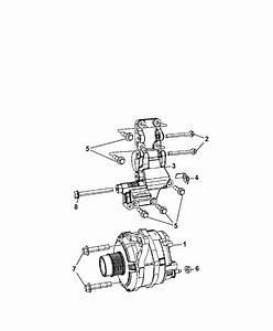 Dodge Caliber Alternator Wiring Diagram