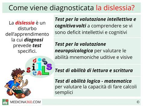 Test Per Dislessia by Diagnosi Della Dislessia Test Per Adulti E Bambini