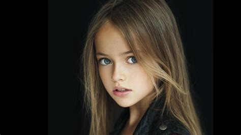 Is 9 Year Old Russian Model Kristina Pimenova Too Sexualized