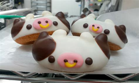 Cute Animal Doughnuts From Japan, Turned Into Manga And