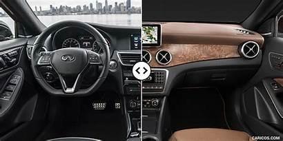 Gla Qx30 Mercedes Infiniti Interior Benz Cockpit