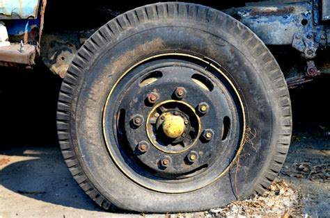 Boat Trailer Tire Bounce by Tire Air Pressure By The Time You See It It S Too Late
