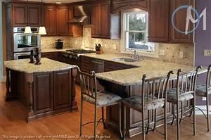 Granitplatten Küche Farben : die besten 25 santa cecilia granit ideen auf pinterest ~ Michelbontemps.com Haus und Dekorationen