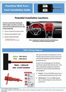 Trax Quick Install Guide