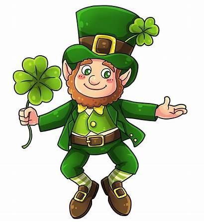St Leprechaun Clipart Patricks Patrick Clip Irish