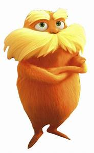 The Lorax - Character | ALL THINGS SEUSS | Pinterest