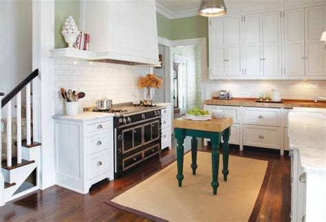 green kitchen paint colors  white cabinets menards