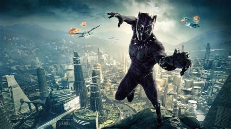 Black Panther Photo Wallpaper 4k Size Hd