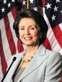 Nancy Pelosi - Conservapedia
