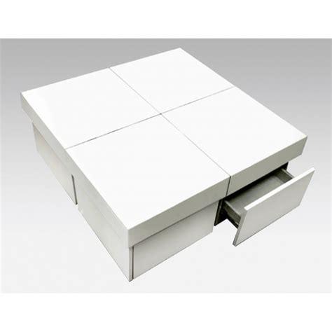 table basse carre blanc laque table basse carre laque blanc ezooq