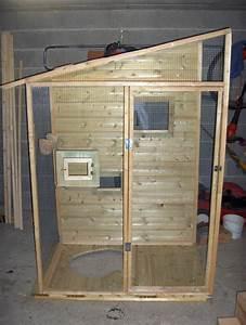 Fabrication D Une Voliere Exterieur : les installations de fran ois ~ Premium-room.com Idées de Décoration