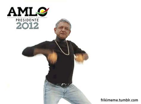 Black Guy Dancing Meme - andres manuel lopez obrador on tumblr