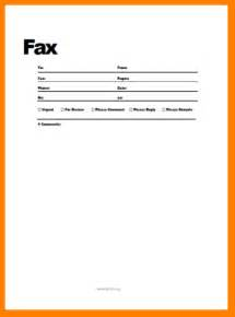 Resume Cover Sheet Template 5 Basic Fax Cover Sheet Nypd Resume