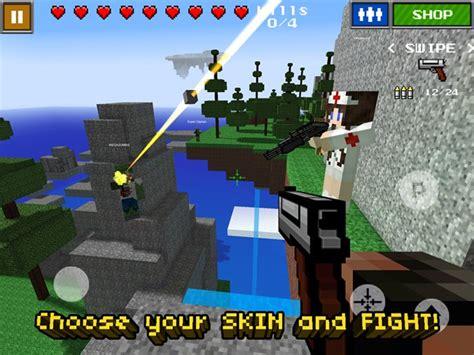 jogos  android gratis pixel gun  mobile gamer