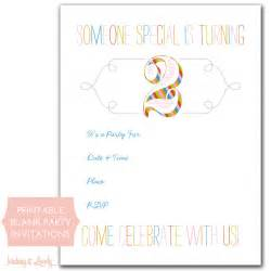 41 printable birthday cards invitations for