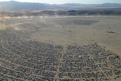 Black Rock City Nevada Burning Man