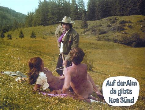 Unterm Dirndl Wird Gejodelt 40 Jahre Lederhosenfilme N