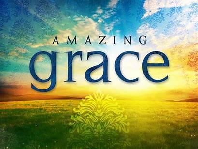 Amazing Grace Hymn Week Hymns Church Spirit