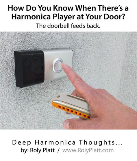 Space Bar Jokes: Harmonica Jokes... Doorbell