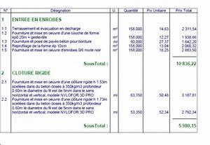 Tarif Grillage Rigide : avis devis enrob et cl tures 62 9 messages ~ Edinachiropracticcenter.com Idées de Décoration
