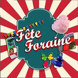 Deco Fete Foraine : soir e th me f te foraine location de mat riel v nementiel lyon kv events ~ Teatrodelosmanantiales.com Idées de Décoration