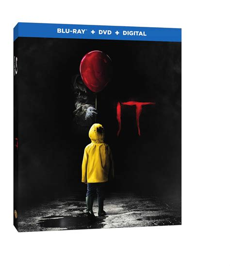It Bluray, 4k And Dvd Release Details Seat42f