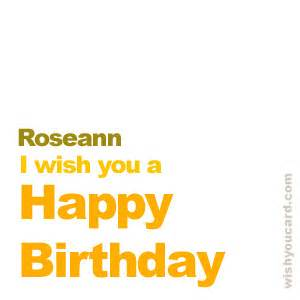 birthday bouquet happy birthday roseann free e cards
