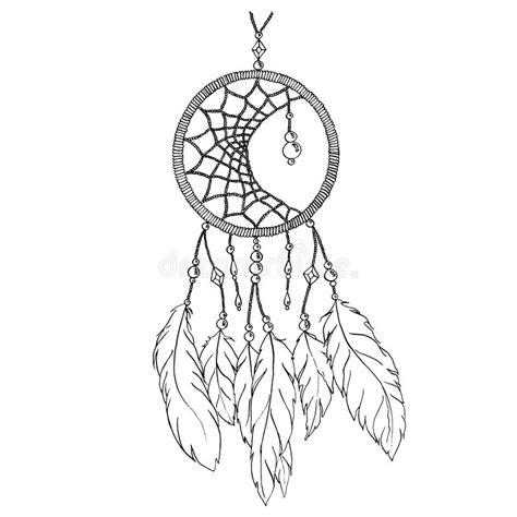 monochrome black  white ethnic hand  feather dream