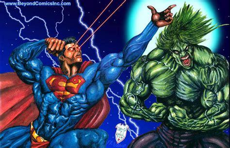 Wolverine Vs Superman. Who Wins?