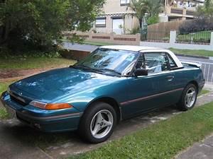 1991 Ford Capri - Pictures