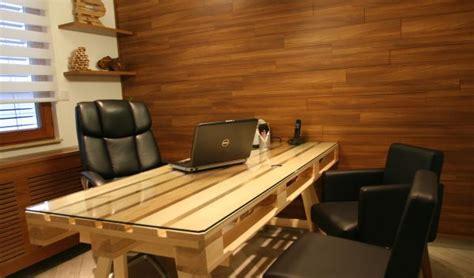 palette bureau voici 11 idées originales pour customiser vos meubles en