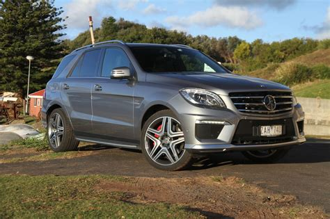 mercedes benz ml amg review caradvice