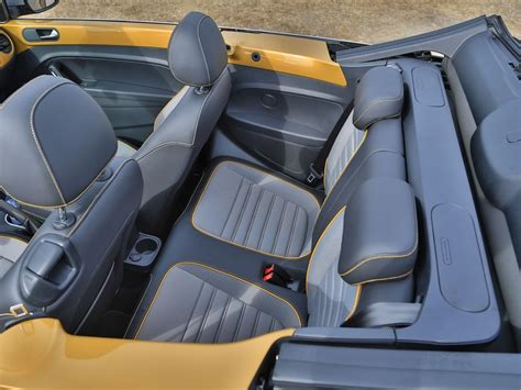 Beetle Cabrio Ohne Garage by Vw Beetle Cabrio Dune Testbericht Auto Motor At