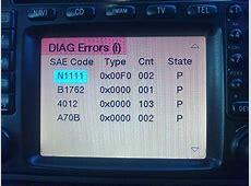 Mercedes Error codes MBWorldorg Forums