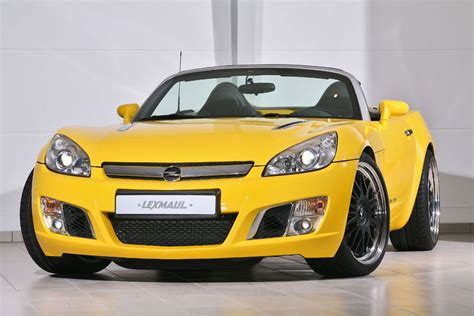 New Opel Gt by Sport Car 2012 Lexmaul Opel Gt New Reviewsextreme