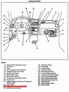 Schematics And Diagrams  2002 Chevy Tracker  Obd Tool