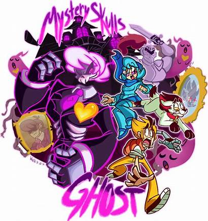 Mystery Skulls Ghost Arthur Meme Random Previous