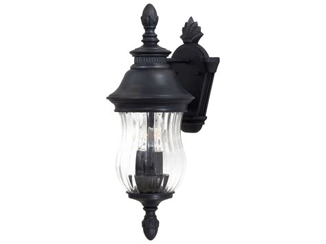 minka lavery newport heritage two light outdoor wall light