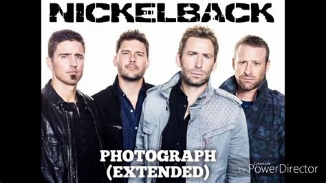 """Nickelback """"photograph"""" Extended Youtube"""