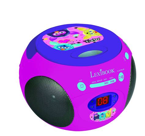 cd kinder lexibook children s boombox cd player radio rcd102 cars planes ebay