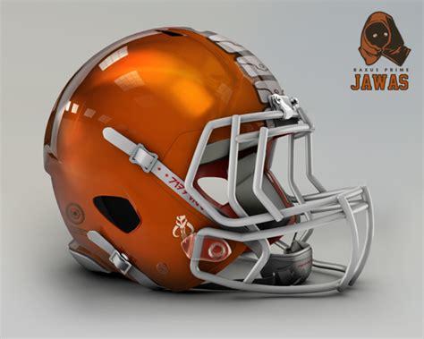 football helmet designer wars football helmet logo designs geektyrant