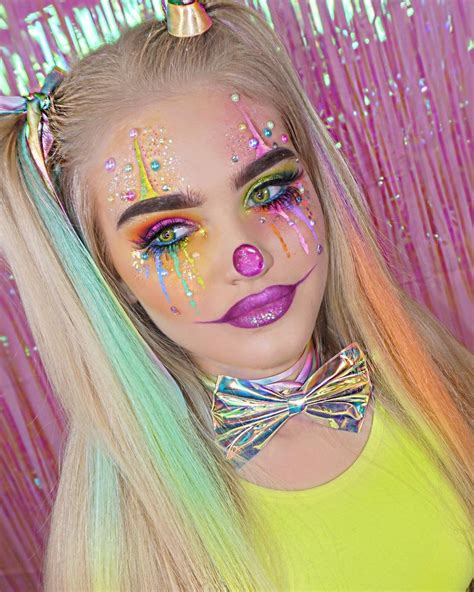 18 Terrifying Clown Makeup Looks That Will Give You ...