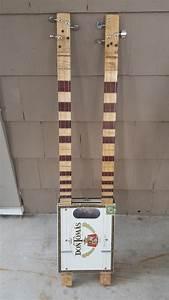 Diagram Cigar Box Guitar
