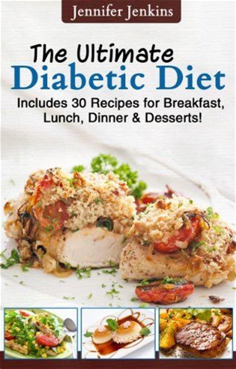 ultimate diabetic diet includes  recipes