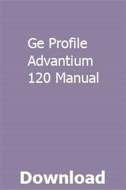 ge profile advantium  manual advantium manual monogram appliances