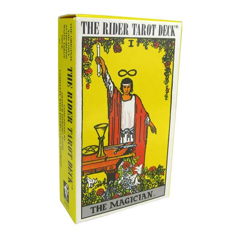 We did not find results for: Original Rider Waite Tarot Deck Cards Brand New Sealed! Magic Diviniation Occult | eBay
