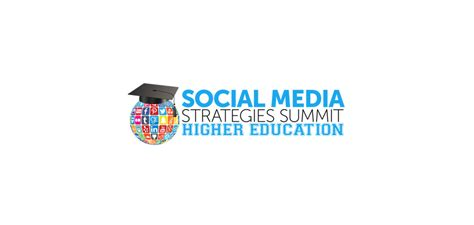social media strategies summit higher education